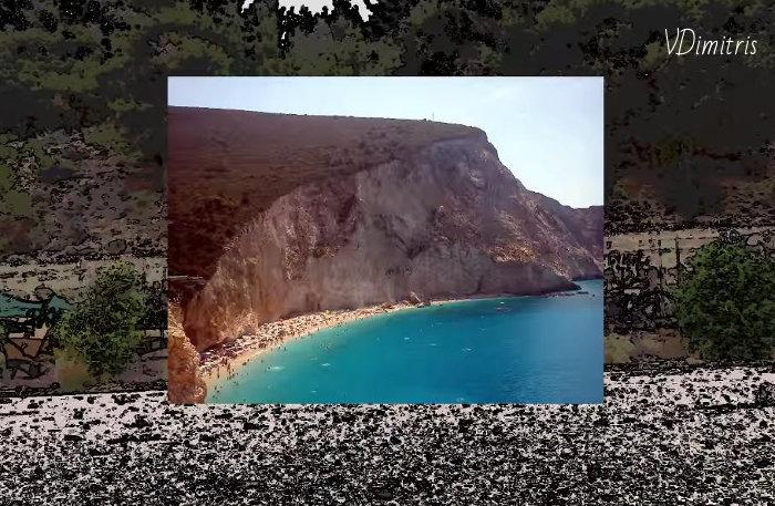 παραλία Πόρτο Κατσίκι