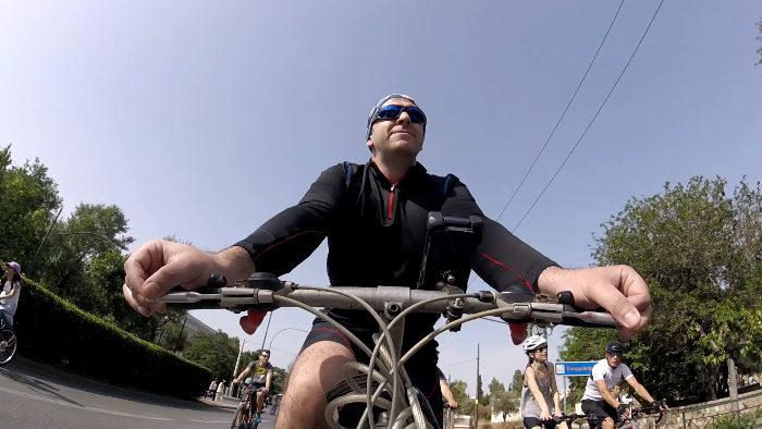 25ος ποδηλατικός γύρος Αθήνας