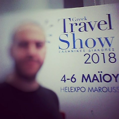 Greek Travel Show 2018