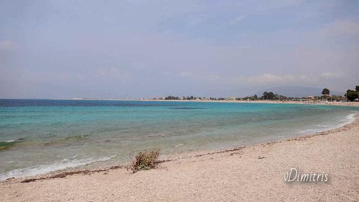 παραλία Άη Γιάννης